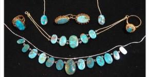 Perhiasan Pirus Naysabur,Jenis Shajari